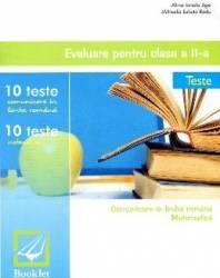 Evaluare cls 2 Teste - Alina Ionela Jiga Mihaela Julieta Radu Carti