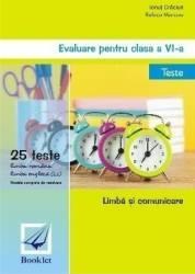 Evaluare cls 6 teste - Ionut Craciun Raluca Marcow
