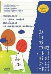Evaluare finala clasa 2 - Romana matematica - A. Arghirescu F. Ancuta N. Frumosu M.l. Nadrag