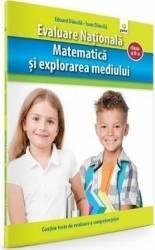 Evaluare nationala clasa 2. Matematica si explorarea mediului - Eduard Dancila Ioan Dancila