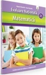 Evaluare Nationala cls 4 Matematica - Eduard Dancila Ioan Dancila