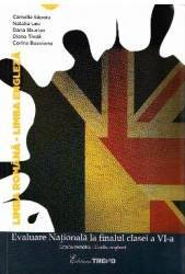 Evaluare nationala cls 6 Limba romana -limba engleza - Camelia Sapoiu