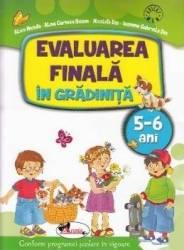 Evaluarea finala in gradinita 5-6 ani - Alice Nichita Nicoleta Din Alina C. Bozon Iasmina G. Din Carti