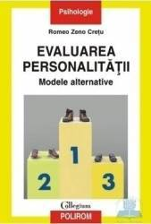 Evaluarea personalitatii - Romeo Zeno Cretu Carti