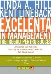 Excelenta In Management - Linda A. Hill Kent Lineback