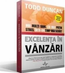 Excelenta In Vanzari - Todd Duncan