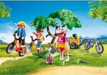 Excursie pe Biciclete PlayMobil Seturi de constructie