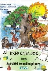 Exercitii-Joc Pentru Activitati Transdisciplinare Cls 2 - Sorina Cuzum