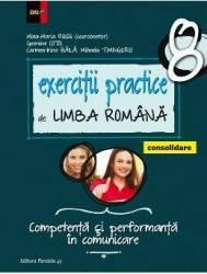 Exercitii practice de limba romana - Clasa a 8-a - Consolidare 2016 - Mina-Maria Rusu G. Cotoi C.-I. Haila M. Timingeriu