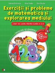 Exercitii Si Probleme De Matematica Si Explorarea Mediului Cls 2 Caiet - Gabriela Barbulescu
