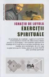 Exercitii spirituale - Ignatiu de Loyola
