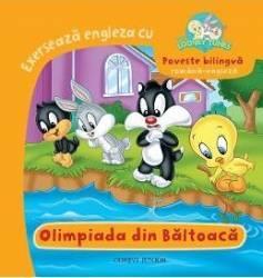 Exerseaza engleza cu Baby Looney Tunes - Olimpiada din baltoaca