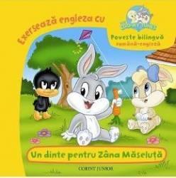 Exerseaza engleza cu Baby Looney Tunes - Un dinte pentru Zana Maseluta