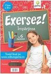 Exersez Impartirea clasa 3