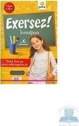 Exersez Inmultirea clasa 3