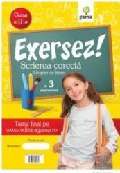 Exersez Scrierea Corecta Cls 2