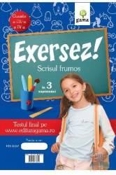 Exersez Scrisul frumos - Cls 3 Si 4