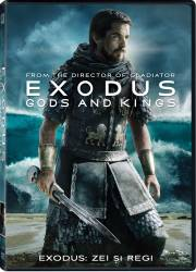 Exodus Gods and Kings DVD 2014 Filme DVD