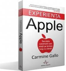 Experienta Apple - Carmine Gallo