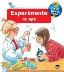 Experimente cu apa Carti