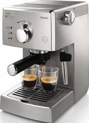 Espressor manual Saeco Poemia HD842719 Dispozitiv spumare 15 Bar 1.25L Inox Espressoare