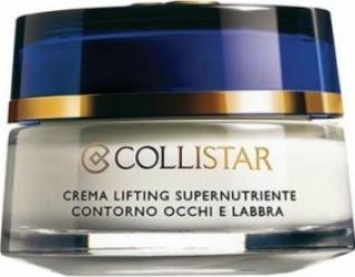 Crema de ochi Collistar Eye and Lip Contour Super Nourishing 15ml Creme si demachiante