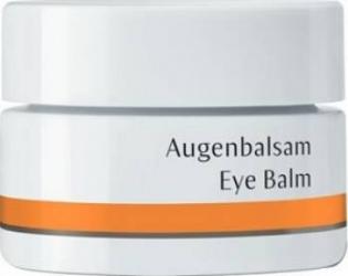 Crema de ochi Dr. Hauschka Eye Balm 10ml Creme si demachiante