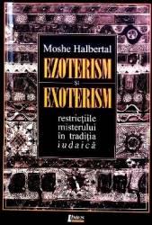 Ezoterism si exoterism - Moshe Halbertal