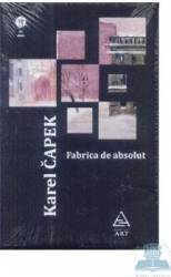 Fabrica de absolut - Karel Capek title=Fabrica de absolut - Karel Capek