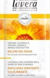 Masca de fata Lavera Face Mask with Ginger Marigold and Mango and Shea Butter