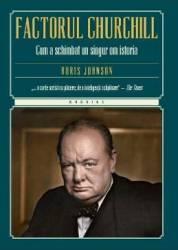 Factorul Churchill - Boris Johnson