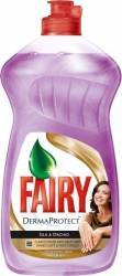 Fairy DermaProtect Silk and Orchide 500ml Curatenie Bucatarie