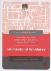 Falimentul Si Lichidarea - Robert Mihaita Rosu Catalina Maria Mihailescu George Dorin Petcu