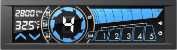 Fan controller NZXT Sentry 3 cu touch screen 5.2inch