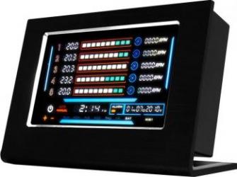 Fan controller NZXT Sentry LXE - 5 canale Accesorii Ventilatoare