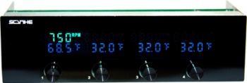 Fan controller Scythe Kaze Master II 4 ventilatoare Accesorii Ventilatoare