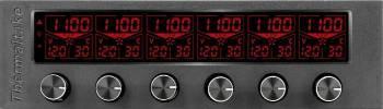 Fan controller Thermaltake Commander F6 RGB LCD Accesorii Ventilatoare