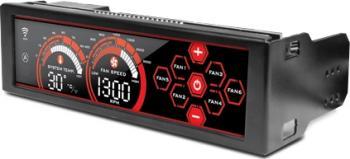 Fan controller Vantec WiFi VFC-5256W-BK 5.25inch
