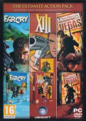 Far Cry + XIII + Rainbow Six Vegas UBISOFT PACK PC