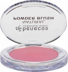 Fard de obraz bio Benecos Mallow Rose 5.5g Make-up ten