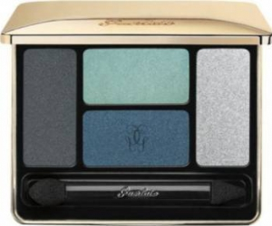 Fard de pleoape Guerlain Ecrin 4 Couleurs Les Aqua 12 Make-up ochi
