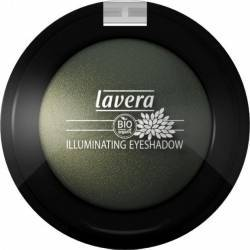 Fard de pleoape Lavera iluminator Wet and Dry 1.5g Electric Green 07  Make-up ochi