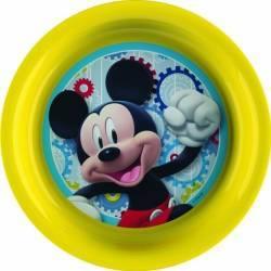 Farfurie adanca BBS 16 cm cu licenta Mickey Mouse Cani, pahare, accesorii masa