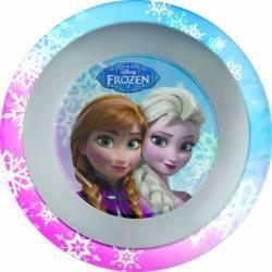Farfurie adanca pentru copii BBS Frozen 16cm Cani, pahare, accesorii masa