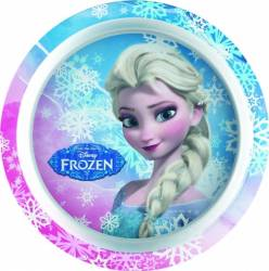 Farfurie intinsa pentru copii BBS Frozen 20cm Cani, pahare, accesorii masa