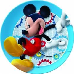 Farfurie intinsa pentru copii BBS Mickey Mouse 22cm Cani, pahare, accesorii masa