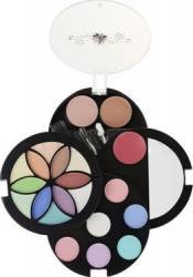 Paleta de culori Makeup Trading Fashion Flower Compact Make-up ochi