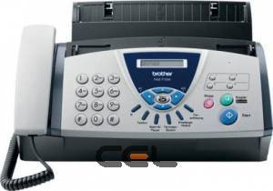 Fax Brother T104 Faxuri