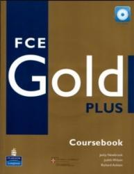 FCE Gold Plus Coursebook - Jacky Newbrook Judith Wilson Richard Acklam