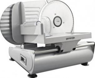 Feliator Gorenje R506E, 150 W, Latime taiere 15 mm, Inox  Feliatoare & Razatoare